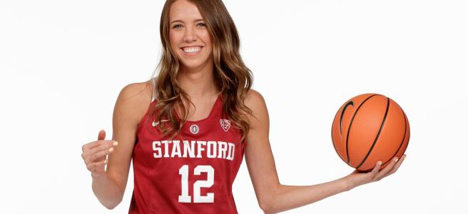 Lexie Hull of Stanford University