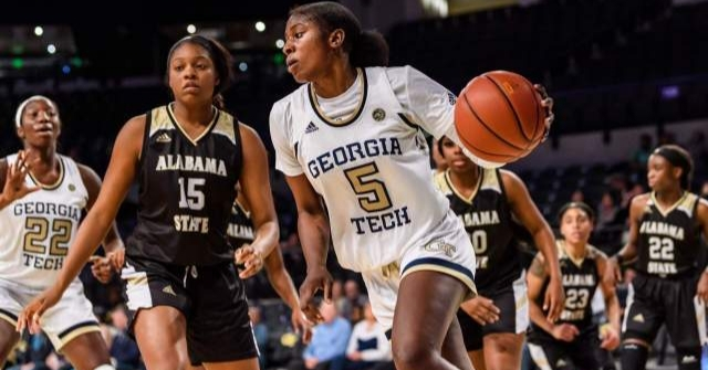 Elizabeth Balogun of Georgia Tech