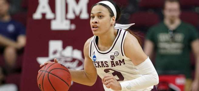 Chennedy Carter of Texas A&M is the top junior to watch for