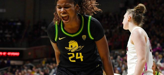 ruthy hebard, oregon ducks,