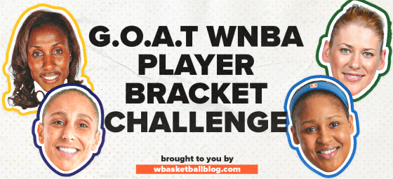 Greatest of All Time Player Bracket Challenge!