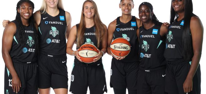 New York Liberty Rookies