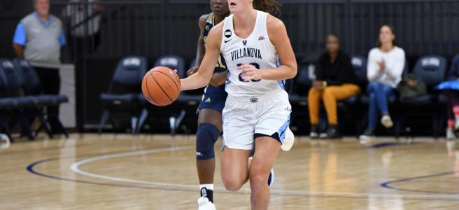 Maddy Siegrist of Villanova