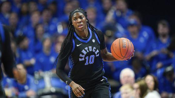 Rhyne Howard - Kentucky Women's Basketball