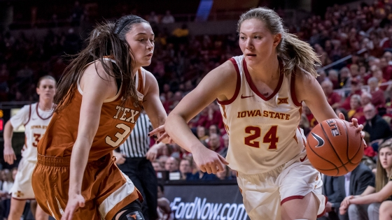Ashley Joens - Iowa State