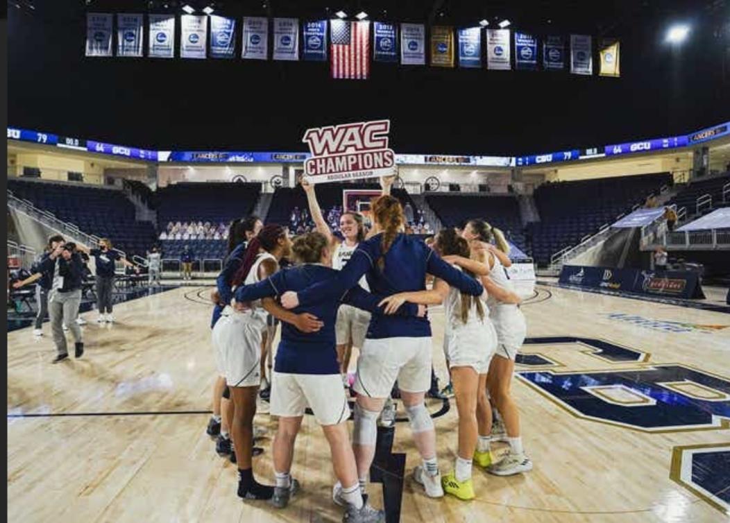 California Baptist Women's Basketball Team