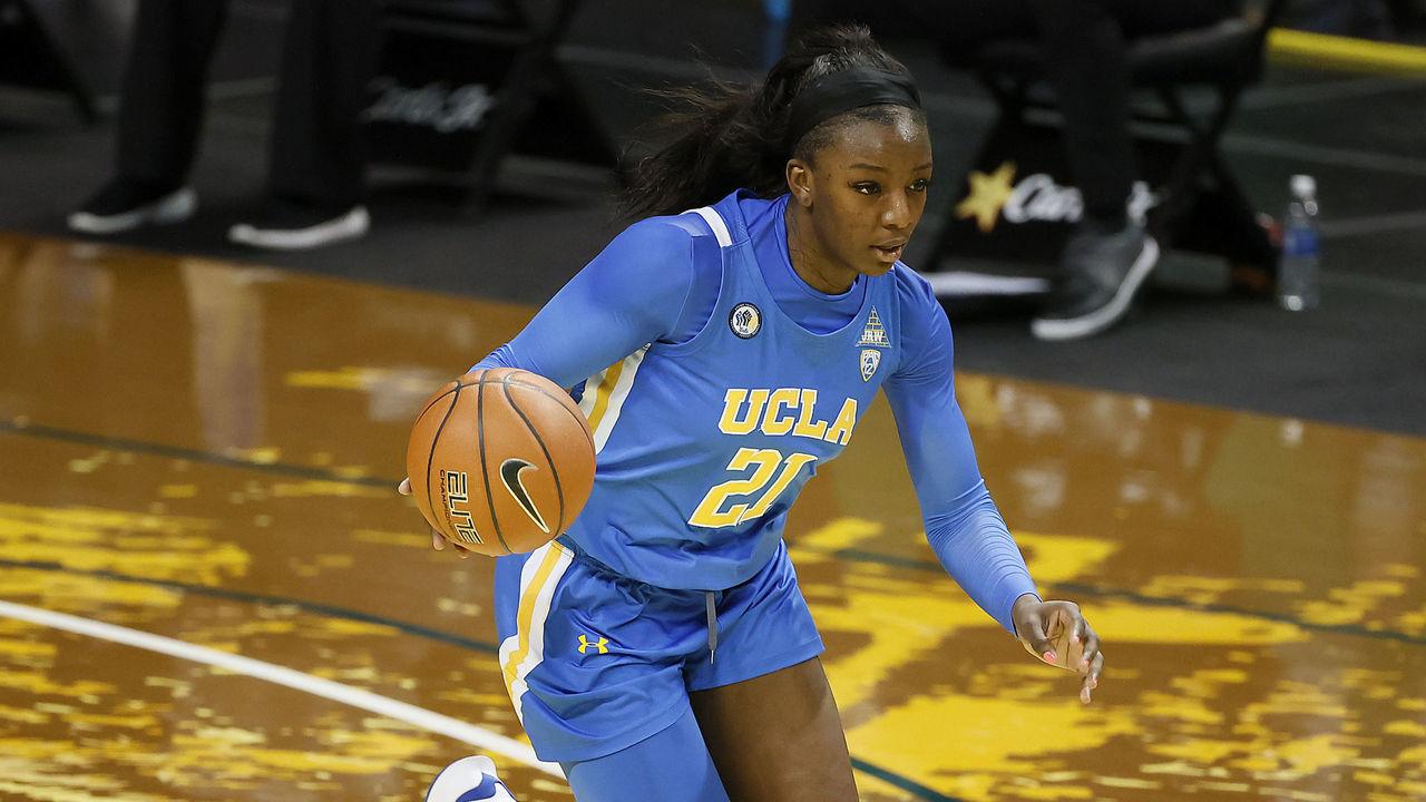 Michaela Onyenwere of UCLA